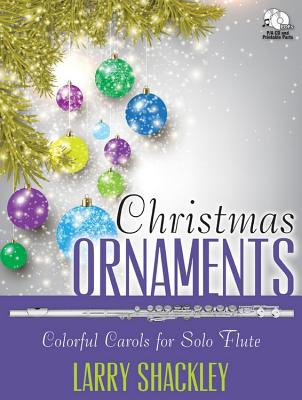 Image for c Christmas Ornaments: Colorful Carols for Solo Flute