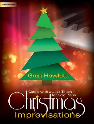 Image for Christmas Improvisations: Carols with a Jazz Touch for Solo Piano