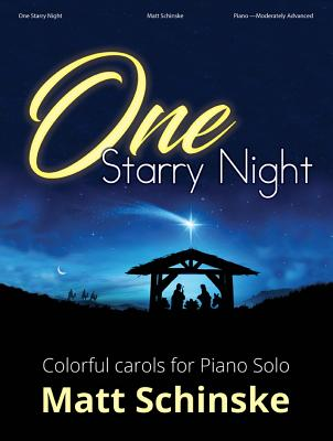 Image for 70/2125L One Starry Night: Colorful Carols for Piano Solo