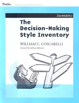 Image for Decision-Making Style Inventory