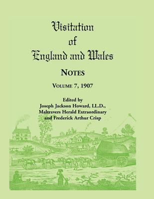 Image for Visitation of England and Wales Notes : Volume 7, 1907