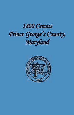 Image for 1800 Census Prince George's County, Maryland
