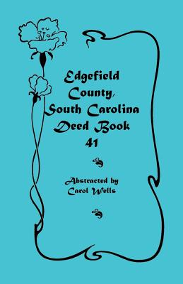 Image for Edgefield County, South Carolina: Deed Book 41