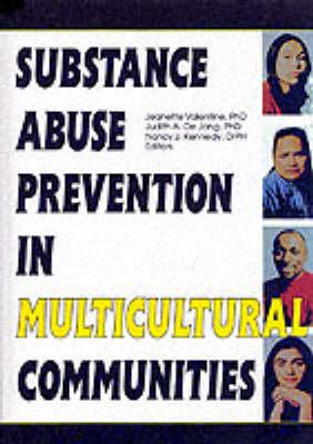 Image for Substance Abuse Prevention in Multicultural Communities