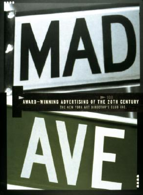 Image for MAD AVE: AWARD-WINNING ADVERTISING OF THE 20TH CENTURY