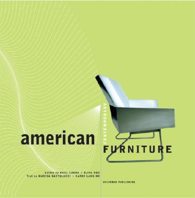 Image for CONTEMPORARY AMERICAN FURNITURE