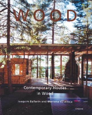 Image for Wood: Contemporary Houses in Wood