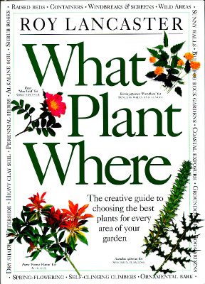 What Plant Where, Lancaster, Roy
