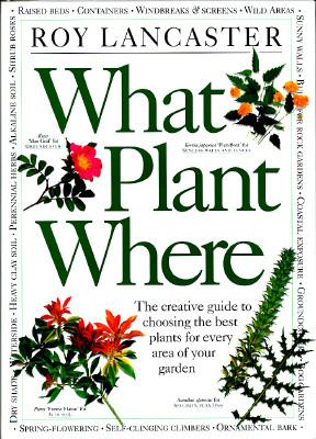 What Plant Where, Lancaster, Roy
