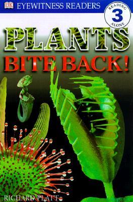 Image for DK Readers L3: Plants Bite Back! (DK Readers Level 3)