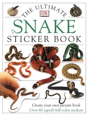 Snake (Ultimate Sticker Books), DK Publishing