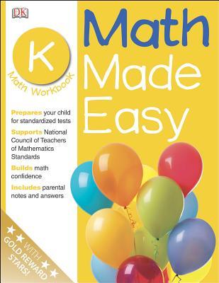 Image for Math Made Easy: Kindergarten Workbook (Math Made Easy)