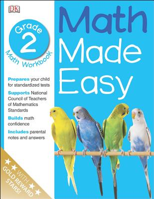 Image for Math Made Easy: Second Grade Workbook (Math Made Easy)