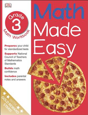 Image for Math Made Easy: Third Grade Workbook (Math Made Easy)