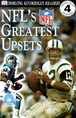 Image for DK NFL Readers: Great NFL Upsets (Level 4: Proficient Readers)