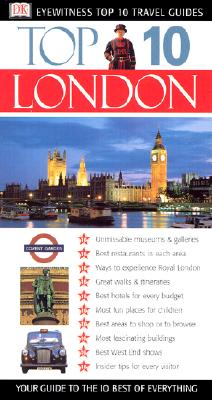 Image for Eyewitness Top 10 Travel Guide to London