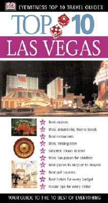 Image for Eyewitness Top 10 Travel Guide to Las Vegas (Eyewitness Travel Top 10)