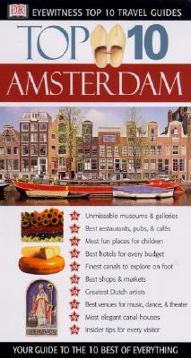 Image for Amsterdam (Eyewitness Top 10 Travel Guides)