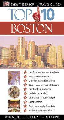 Image for Boston (Eyewitness Top 10 Travel Guides)