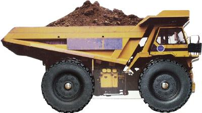 Big Dump Truck (WHEELIE BOOKS), DK Publishing
