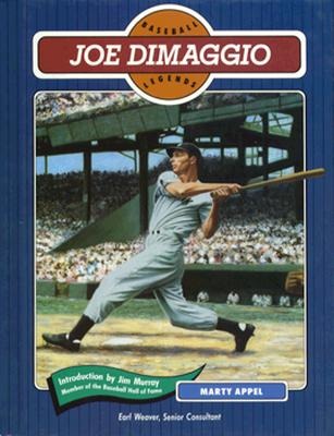 Image for Joe Dimaggio (Baseball Legends)