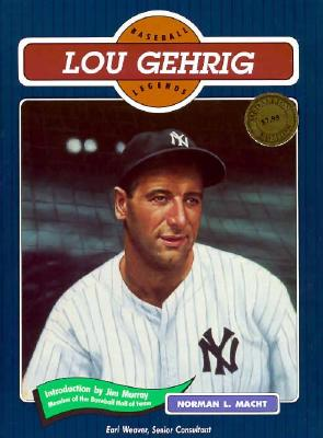 Image for Lou Gehrig (Baseball Legends Series)
