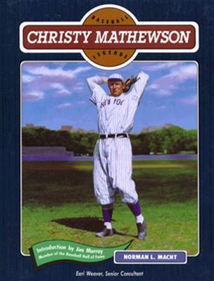 Image for Christy Mathewson (Baseball Legends )