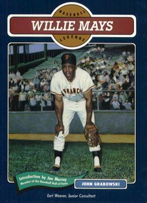 Image for Willie Mays (Baseball Legends)