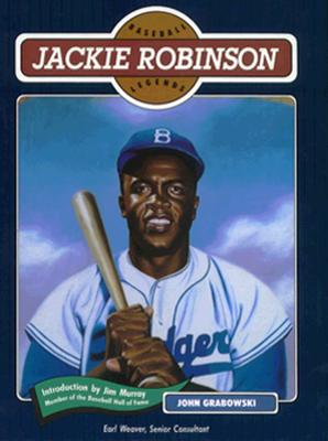 Image for Jackie Robinson  (Baseball Legends Series)