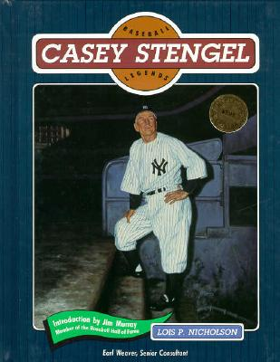 Image for Casey Stengel (Baseball Legends Series)
