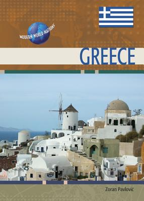 Image for Greece (Modern World Nations (Hardcover))