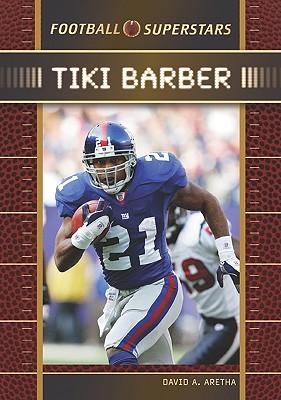 Image for Tiki Barber (Football Superstars)
