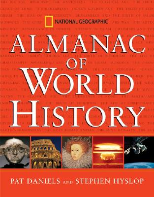 Image for ALMANAC OF WORLD HISTORY