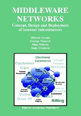 Middleware Networks: Concept, Design and Deployment of Internet Infrastructure, Lerner, Michah; Vanecek, George; Vidovic, Nino; Vrsalovic, Dado