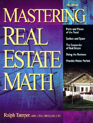 Image for Mastering Real Estate Mathematics