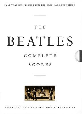 The Beatles: Complete Scores (Transcribed Score), Beatles, The