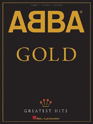 Image for ABBA - Gold: Greatest Hits (Piano/Vocal/Guitar Artist Songbook)