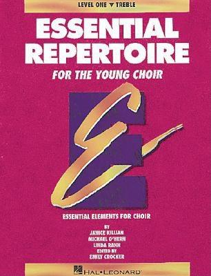 Image for Essential Repertoire for the Young Choir (Essential Elements Choir)