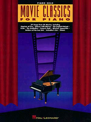 Movie Classics For Piano Piano Solo