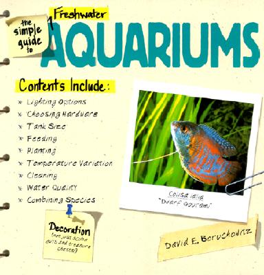 Image for The Simple Guide to Fresh Water Aquariums