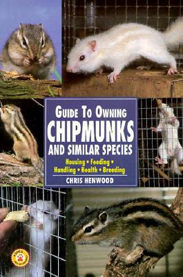 Image for GUIDE TO OWNING CHIPMUNKS AND SIMILAR SPECIES