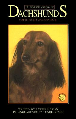 Image for Dr Ackerman's Book of Dachshunds