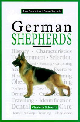 Image for A New Owner Guide to German Shepherds