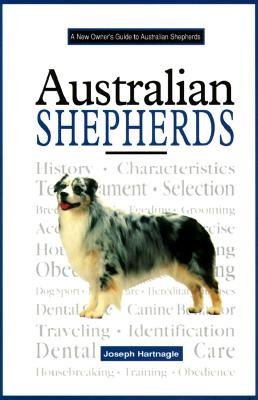 Image for New Owners Australian Shepherd (New Owner's Guide to)
