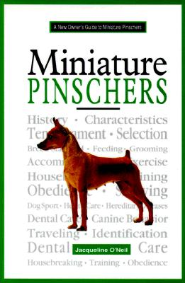 Image for Miniature Pinscher (New Owners Guide)