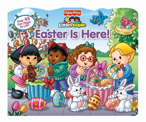 FP Little People Easter is Her