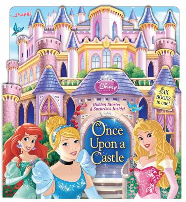 Image for Disney Princess Once Upon a Castle: Hidden Stories (4)