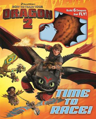 Image for How to Train Your Dragon 2: Time to Race! (Build It)