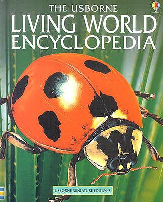 Image for USBORNE LIVING WORLD ENCYCLOPEDIA
