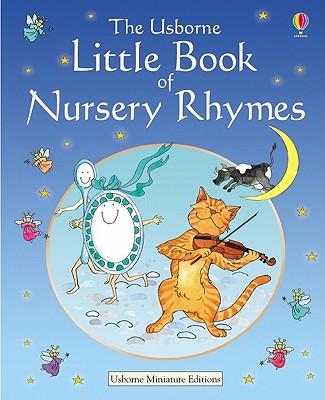 Image for The Usborne Little Book Of Nursery Rhymes (Usborne Miniature Editions)